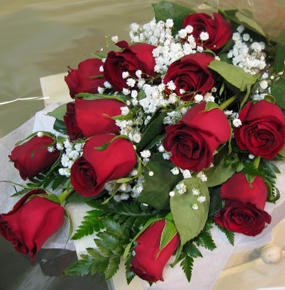 One Doz Red Roses