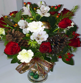 Christmas Delights Bouquet