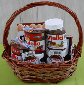 Nutella Gift Basket